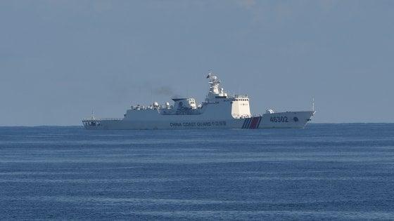 Nave Usa naviga in acque contese del Mar della Cina. Ma l'operazione rischia di scatenare l'ira di Pechino