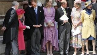 Il giallo di Kate Middleton alle nozze di Gabriella Windsor: data per presente ma non si è vista