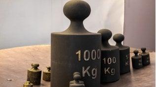 Un chilo e non più un chilo: da oggi la misura del peso ha un'altra definizione. Più precisa