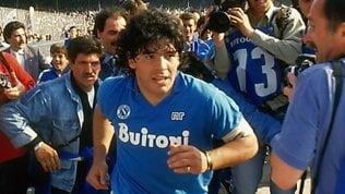 Maradona non si presenta ma i fan celebrano il doc sul Pibe de oro