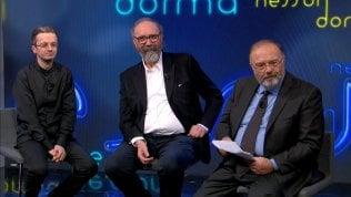 'Nessun dorma', Bernardini porta in tv il suo 'incrocio culturale'