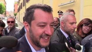 Salvini difende Contema scivola sul latino