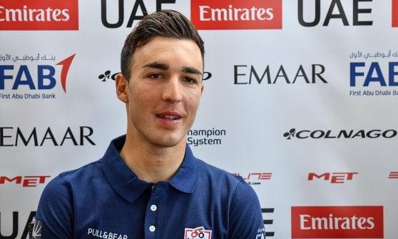 Giro d'Italia, Nibali lancia la sfida a Roglic: ''Stanno arrivando le montagne''