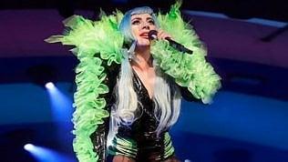 Show esclusivo di Lady Gaga peri dipendenti del nuovo Apple Park