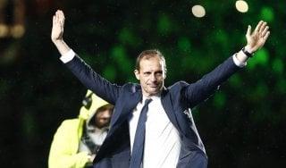 Juventus, Allegri: ''Lascio squadra forte e società vincente''