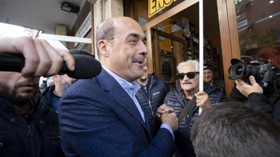 """Pd, Zingaretti riapre la sezione a Casal Bruciato dopo le proteste anti-rom: """"Torniamo in periferia per restarci"""""""