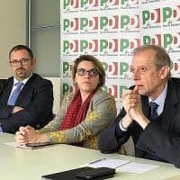 Modena, alla conferenza stampa del Pd contro Salvini si presenta la Digos