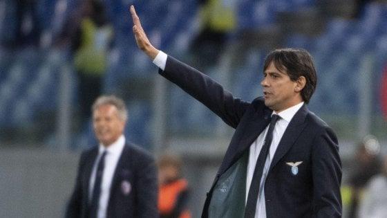 """Lazio. Inzaghi non parla:. Tare: """"Laziale dalla testa ai piedi, vogliamo che resti"""""""