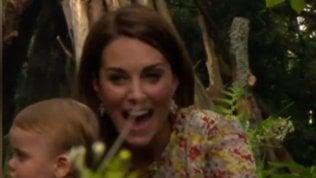 """William a George: """"Che voto dai a mamma Kate?"""" Lui risponde così"""