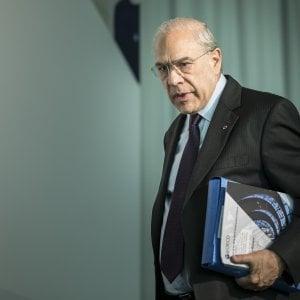 Angel Gurrìa, segretario generale dell'Ocse