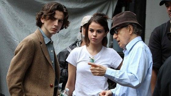 Amazon scarica Woody Allen e  'A Rainy Day in New York': ora è disponibile sul mercato Usa