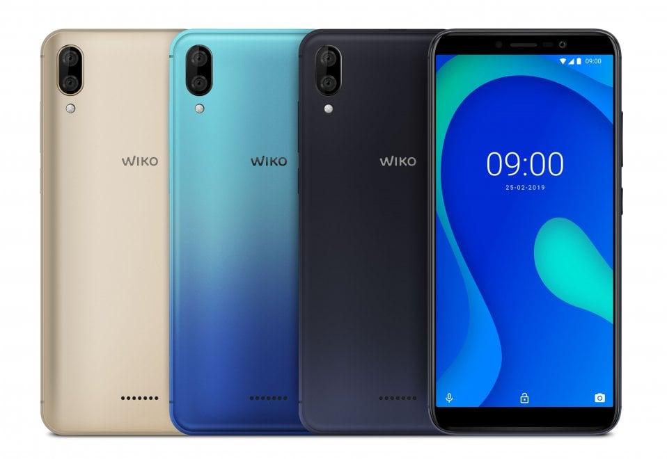 Y range di Wiko, smartphone low cost e tuttofare