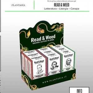 """""""Un grammo di erba in omaggio con i grandi autori"""", la cannabis legale arriva in libreria"""