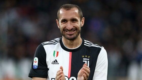"""Juventus, Chiellini:""""Allegri ha dato tanto, magari un giorno tornerà"""""""