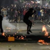Indonesia, sei morti durante le proteste contro la rielezione di Widodo alla presidenza