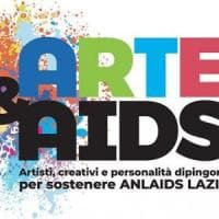 Arte e Aids 2019, i dipinti dei vip pittori all'asta per la lotta all'Hiv