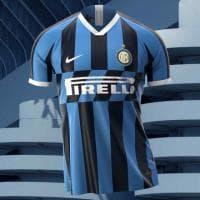 Inter, svelata la nuova maglia