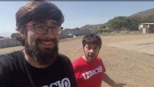 """""""Lercio"""" va in Africa (con un sovranista): """"E' la nostra guida"""""""