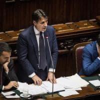 L'annuncio di Conte: il decreto sicurezza bis slitta a dopo il voto