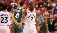 Finale Est: Toronto completa rimonta, 2-2 con Milwaukee