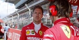 Nel ricordo di Niki Lauda Vettel: ''Impronta indelebile''