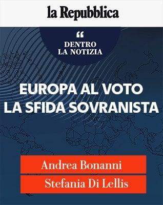 """Bonanni e Di Lellis: """"Europa al voto, la sfida sovranista"""""""