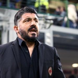 """Milan, Maldini: """"Gattuso? Devo valutarlo, non siamo più compagni di squadra"""""""