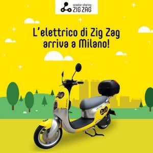 Scooter sharing, Milano mette il turbo