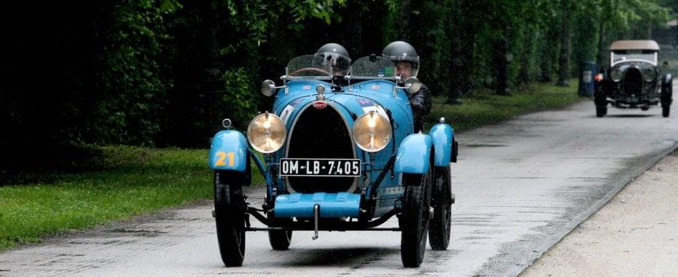 Mitteleuropean Race, che festa per le classic car