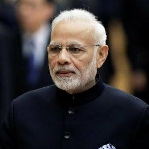 India: indicazioni voto verso conferma Narendra Modi, borsa Bombay tocca record