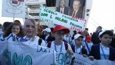 A Palermo la Nave della legalità: 1.500 studenti da tutta Italia foto