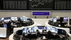 Borse in rosso per le tensioni Usa-Cina. Milano perde il 2%, precipita il petrolio