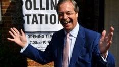 Regno Unito, le europee iniziano nel Paese che vuole uscire dalla UeCome si vota in Italia e all'estero