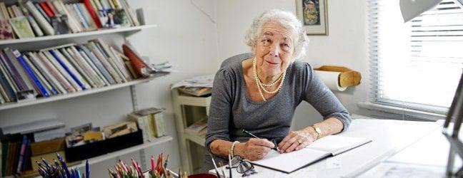 """Morta Judith Kerr, autrice di """"Una tigre all'ora del tè"""""""