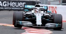 Hamilton domina le libere Le Ferrari inseguono