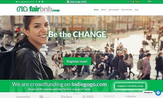 Fairbnb, l'house sharing che investe nei progetti delle comunità con i suoi ricavi