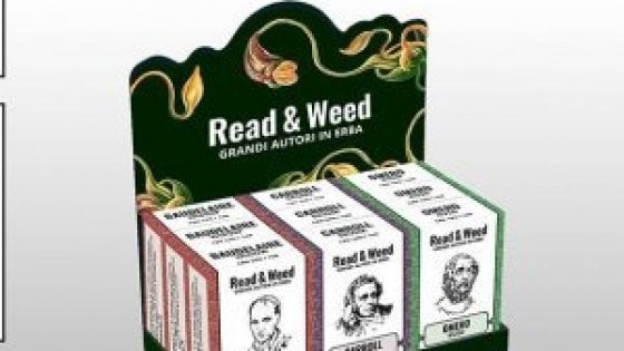 Un grammo di erba in omaggio con i libri: Mondadori dice no