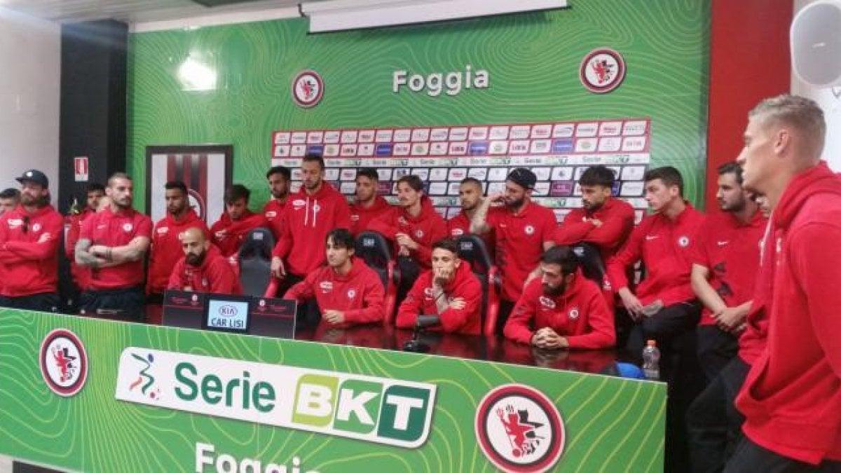 Serie B, Tar dà ragione al Foggia:  annullato lo stop al play out