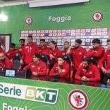 Il Tar dà ragione al Foggia:  annullato lo stop al play out