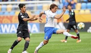 Mondiali Under 20, Messico-Italia 1-2: Frattesi-Ranieri, gli azzurrini partono bene