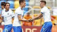 Mondiali Under 20, gli azzurrini partono bene: Messico battuto 2-1