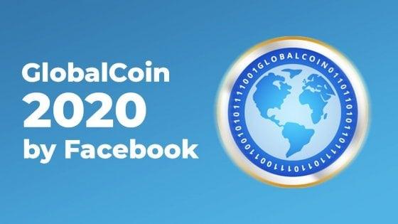 """Facebook lancerà la sua criptovaluta l'anno prossimo. Si chiamerà """"GlobalCoin"""""""