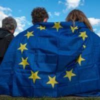 I giovani traditi da Brexit al voto per l'Europa