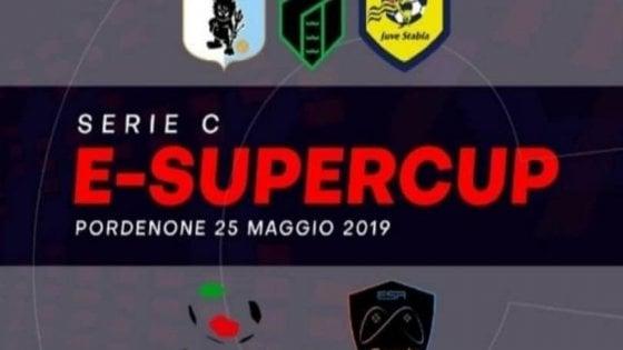 Serie C apre agli eSports: con Pordenone-Juve Stabia parte un torneo parallelo