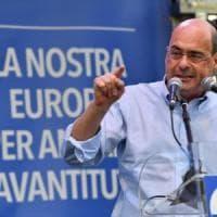 """Elezioni Europee, Pd: Zingaretti chiude la campagna: """"È tornato il tempo di combattere,..."""