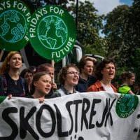 Global strike: la protesta degli studenti nel mondo