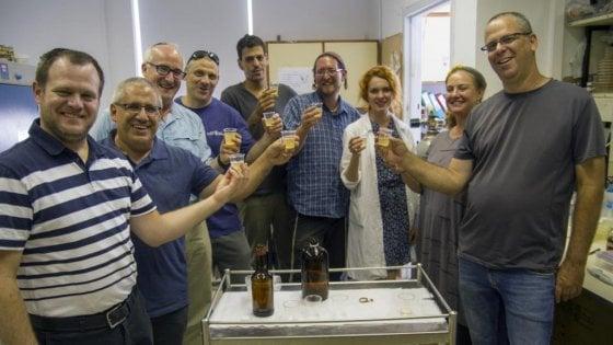 Israele, un esperimento riporta in vita la birra degli antichi egizi