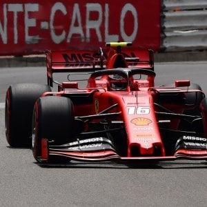 F1, Montecarlo: Hamilton in pole, poi Bottas. Vettel quarto