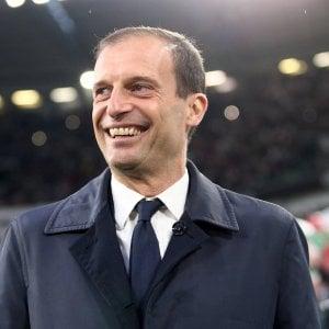 "Juventus, Allegri saluta: ""Ci vediamo su altri schermi"""
