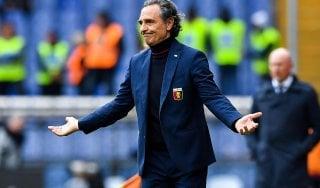"""Il Genoa si gioca la A, Prandelli: """"Nessuna paura"""""""